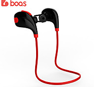 BOAS HOT Sale Wireless Bluetooth 4.1 Stereo Earphone Sport Handsfree Headphone Studio Music Headsets with Microphone