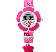 Skmei®Children Fashion LED Wrist Watch PU Strap Assorted Colors