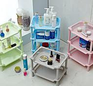 casas de banho prateleiras quadrados estilo aleatório