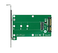 maiwo 2x SATA to2x M.2 (ngff) carte carte d'interface kt005a