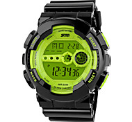 multi-fuction Outdoor Sport digitale Armbanduhr Tauchwasserdichte Uhr für Männer