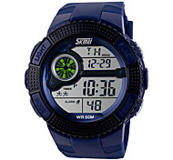 Outdoor Sport Digital Watch Outdoor Multi-Function Waterproof Watch for Men