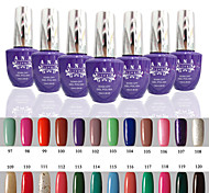 1 pcs ana 192 couleurs nail art gelpolish ongles en gel uv tremper hors de 15ml 97-120