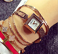 High - Grade Personality Fashion Lady Bracelet Watch