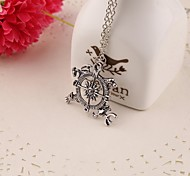 Movie Acc Game of Thrones Compass Pendant Necklace