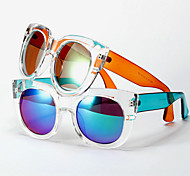 Sunglasses Women's Retro/Vintage / Modern / Fashion Cat-eye Black / Orange / Blue / Gray / Leopard Sunglasses Full-Rim