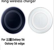 cargador de teléfono móvil / inalámbrico base de carga inalámbrica Qi tablero de carga es adecuada para el teléfono móvil Samsung s6