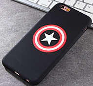 Super Popular Brands High-Grade TPU Soft Phone Case for iPhone 6/6S