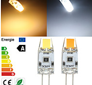 G4 Luces LED de Doble Pin T 1 COB 150 lm Blanco Cálido / Blanco Fresco Regulable DC 12 V 1 pieza