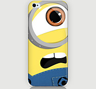 3D Eyes Pattern PC Phone Case Back Cover Case for iPhone5C