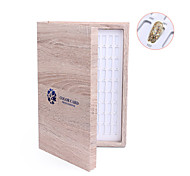 1Pcs Manicure Color Display Box High-Grade Imitation Wood Color Nail Polish Color Display 180 Copies