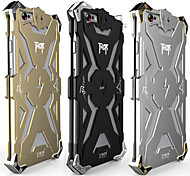 New Thor Series Metal Shell Ku Tide Cover Case for iPhone 6 Plus/6S Plus