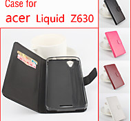 Flip Leather Magnetic Protective Case For Acer Z630(Assorted Colors)