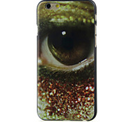 One eye High Quality and Good Price Pattern  Hard Case for iPhone 6/6S