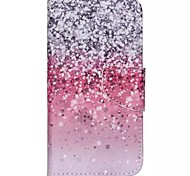 Red Sky Painted PU Phone Case for Galaxy J5