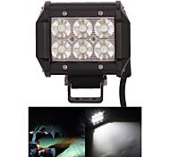 4 inch 18W Cree Led Work Light for Car Motor Truck SUV ATV 4WD OffRoad Driving Flood LED Lamp Light Bar 12V 24V
