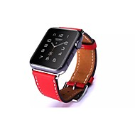 Genuine Leather Watchband Classic Buckle PU for iWatch Watchband 38mm/42mm Assorted Colors