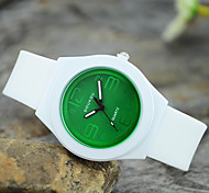 Women's New Fashion Personality Silicone Wrist Watches