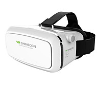 VR Shinecon 3D Virtual Reality Glasses Head Mount Google Cardboard 3D Movie Game Glasses for 4.7 ~ 6 inch Smartphone