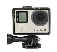 kingma® accesorios GoPro marco de montaje caja de la cubierta protectora para la cámara GoPro héroe 3 3+ 4