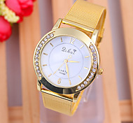 Woman's Watches Fashion Temperament Belt Quartz Watch
