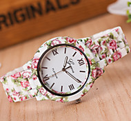 Woman Stamp Wrist  Watch