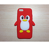 Cute Cartoon Shell Silicone Sets Mobile Phone Protection Shell For iPhone 5/5S(Assorted Color)