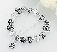 Bracelet Chain Bracelet Fashion / Bohemia Style / Tassels Wedding / Party / Daily / Casual Jewelry Gift Silver,1pc