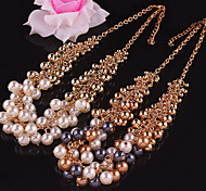 Fashion Temperament Palace Pearl Necklace