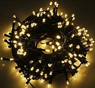 King Ro solar 72.17ft 200LED 8 Mode Christmas Decor Flashing Light Outdoor Waterproof String Light