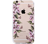 Flower Boxes TPU+Acrylic Anti-Scratch Backplane Combo Phone Case for iPhone 6/6S