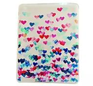 Liebe gemalt tpu Tablet-Computer Tasche für ipad2 / 3/4