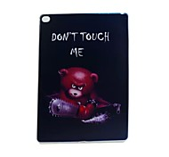 Chainsaw Bear Painted TPU Tablet computer case for ipad air2