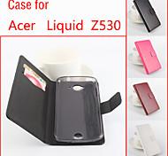 Schlagleder magnetische Schutzhülle für Acer Liquid Z530 / z530s (verschiedene Farben)