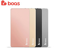 BOAS Portable Charge Power Bank Mobile External Battery power bank 8000 mAh for all mobile phone