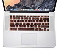 дерево шаблон дизайна Силиконовый чехол клавиатуры кожи для MacBook Air 13.3 MacBook Pro с сетчатки 13 15 17 нам макет