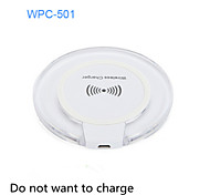 QI Wreless Charger Is Suitable For All The QI Standard Wireless Charging Equipment