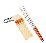 TW-201  Portable Folding Dining Chopsticks