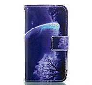 New  Simple Star Pattern Flip Card Holder Case  for Samsung Galaxy S3/S4 Mini/S5Mini/S3 Mini