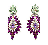 New Arrival Fashional Rhinestone Crystal Earrings