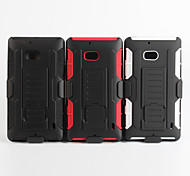 2 in 1 design case Hard Plastic Skin+Soft Outer Silicone Case for Nokia Lumia 929(Assorted Colors)