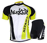 NUCKILY Cycling Tops / Clothing Sets/Suits / Jerseys / Shorts Unisex BikeWaterproof / Breathable / Ultraviolet Resistant / Moisture
