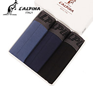 L'ALPINA® Men's Modal Boxer Briefs 3/box - 21143