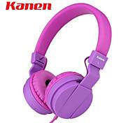 Studio Minions Kanen IP-950 3.5mm Gold Plating Plug HiFi Stereo On-ear Headset Earphone