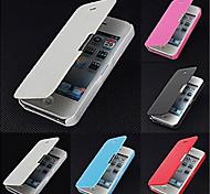 vormor®frosted дизайн магнитного пряжки полный случай орган по iPhone 5 / 5s (ассорти цветов)