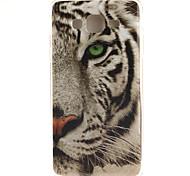 a caixa do telefone IMD material de TPU projeto do tigre por galáxia on7 G6000