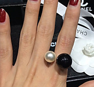 New Arrival Fashional Hot Selling Pearl Ring