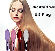 pettine dritto elettrico capelli lisci spina uk