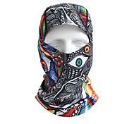 KINGBIKE Cycling Face Mask/Mask Unisex Bike Breathable / Ultraviolet Resistant / Quick Dry / Windproof / Lightweight Materials Stretchy