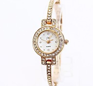 crystal vogue attractive JW ladies bracelet quartz watch for women